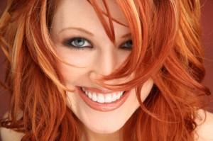 кому подходит рыжий цвет волос