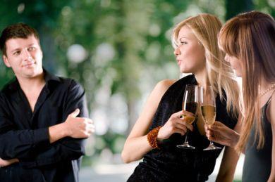 как привлечь внимание понравившегося мужчины