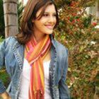 Как завязать женский шарф на шее