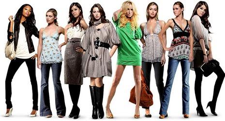 Подбор одежды по типу фигуры