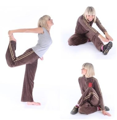 калланетика - упражнения в картинках