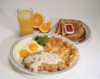 Что покушать на завтрак
