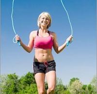 сколько и как прыгать на скакалке, чтобы похудеть