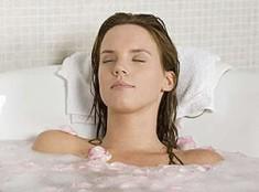 Скипидарные ванны для похудения.