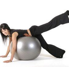 занятия на фитболе для похудения