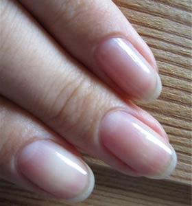 овальная форма ногтей фото
