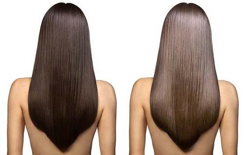 фото ламинирование волос