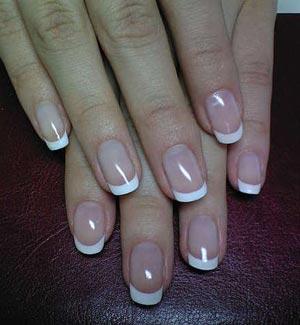 виды ногтей: натуральные и короткие ногти