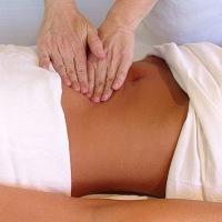 Как убрать живот с помощью массажа