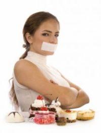 Как сесть на диету и сбросить вес