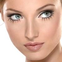 Как глаза сделать больше