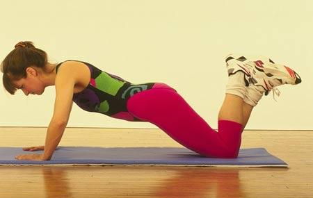 если обвисшая грудь, какие упражнения помогут?