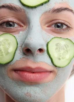 огуречная маска от прыщей в домашних условиях