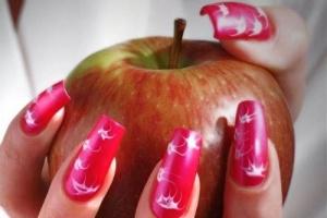 Продукты содержащие витамины для ногтей.