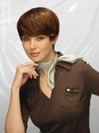 Как повязать платок на шею