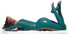 обертывание голубой глиной для похудения