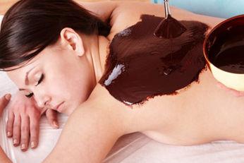 обертывание шоколадом в домашних условиях