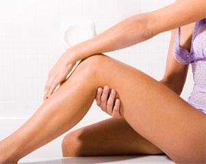точки и раздражение на ногах после эпиляции