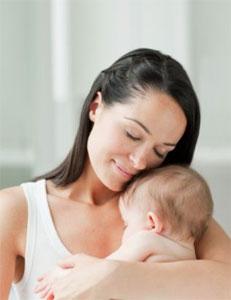 почему после родов нет месячных или они не регулярные