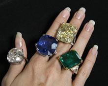 как носить кольца правильно