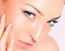 улучшить цвет лица