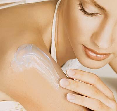 как увлажнить сухую кожу тела