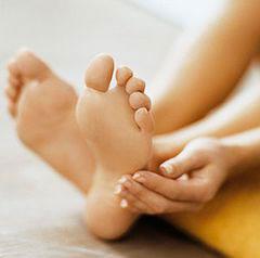 фото сухая кожа на ступнях ног