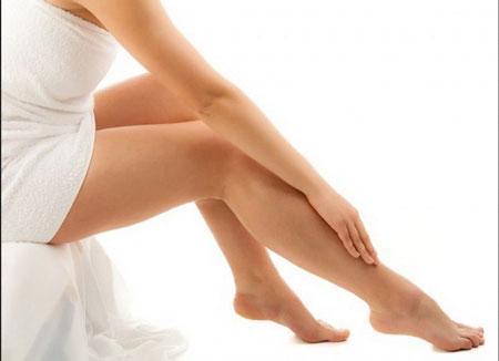 сухость кожи на ногах