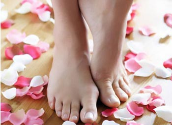 шелушение кожи на ступнях ног