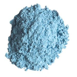 голубая глина для лица - в чем ее польза