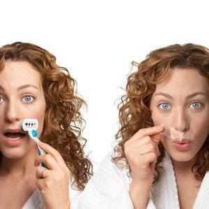 Что делать, если у девушки растут усы. Способы удалить усики.