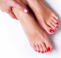 как убрать усталость в ногах