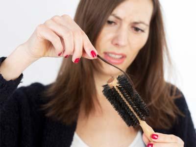 отчего выпадают волосы