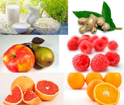 какие фрукты помогают сжигать жир