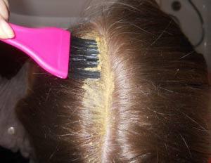 выпадают волосы - фото маски для волос из горчицы