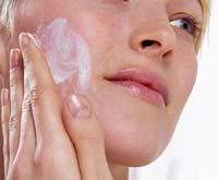 аллергия на коже лица фото
