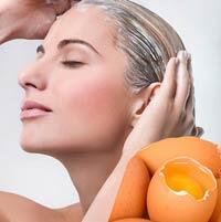 рецепты маски для волос с яйцом