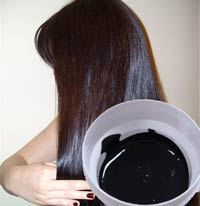 на фото мумие для волос