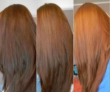 Как смыть цвет с волос в домашних условиях отзывы