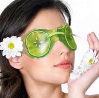 Как убрать мимические морщины вокруг глаз с помощью масок